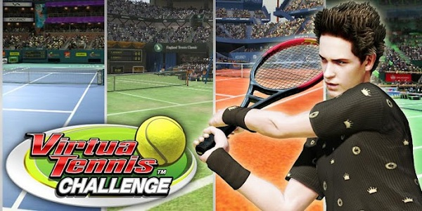 Virtua Tennis Challenge v4.0 - Game Tenis hay nhất trên Android & iOS