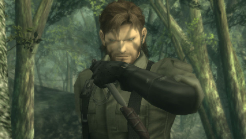 naked snake scientist by - photo #29