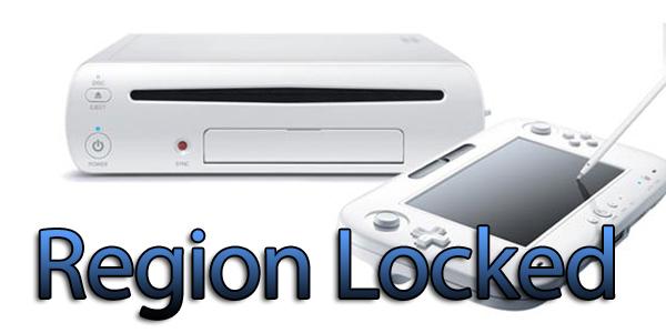 nintendo wii u is region locked broken joysticks. Black Bedroom Furniture Sets. Home Design Ideas