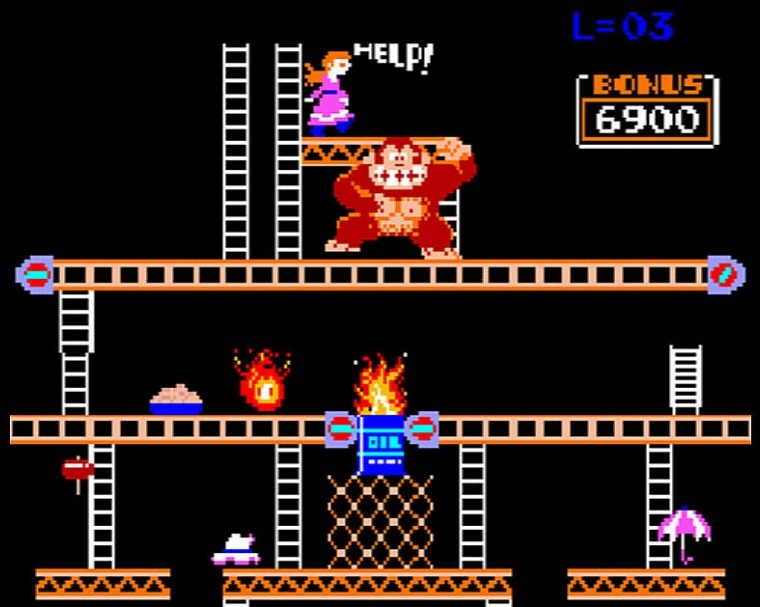 original donkey kong game free download