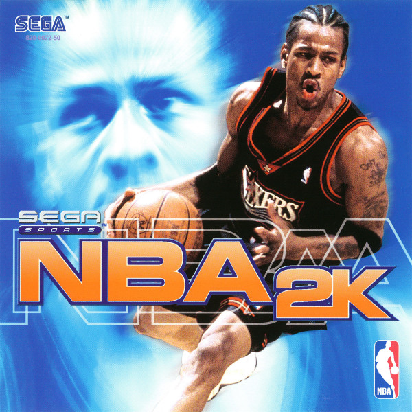 NBA 2K PAL FRONT