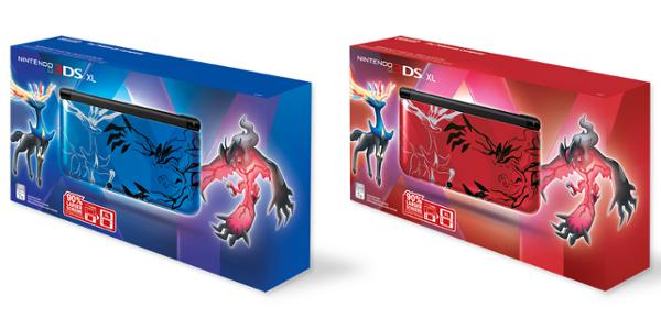 special pokemon 3ds xl systems coming broken joysticks. Black Bedroom Furniture Sets. Home Design Ideas