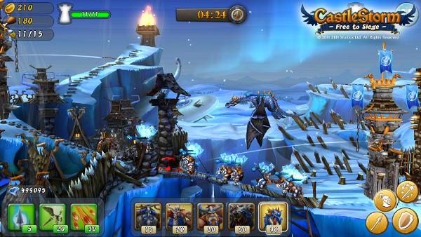 CastleStorm - Free to Siege 3