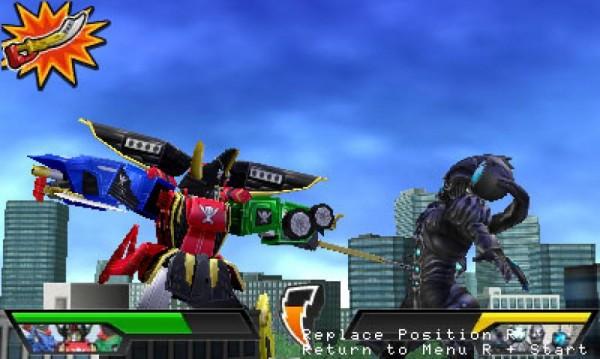 power rangers super megaforce games 3d