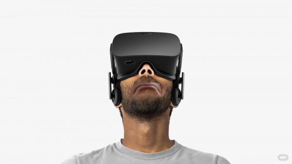 Sad Oculus Rift