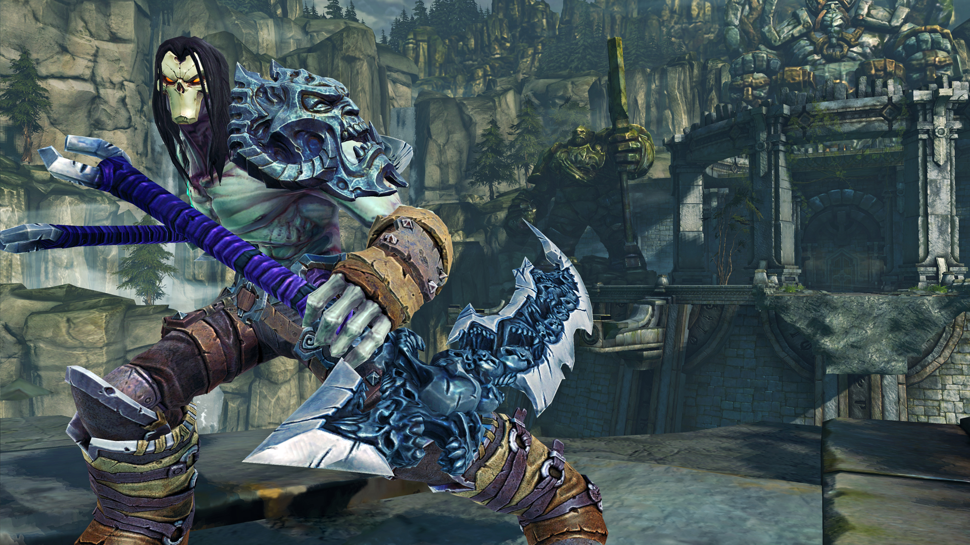 gw2 world map with Darksiders 2 Arguls Tomb Review on Introducing The Megaserver System in addition Detroit Metro Airport Map together with Uebersicht in addition Watch further 超清壁纸2560x2500.