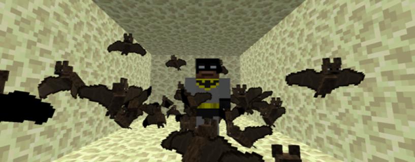 Minecraft Is Getting Bats In Caves With Update 14 Broken