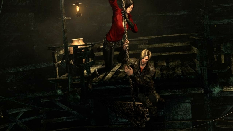 Resident Evil 6 Review Broken Joysticksbroken Joysticks