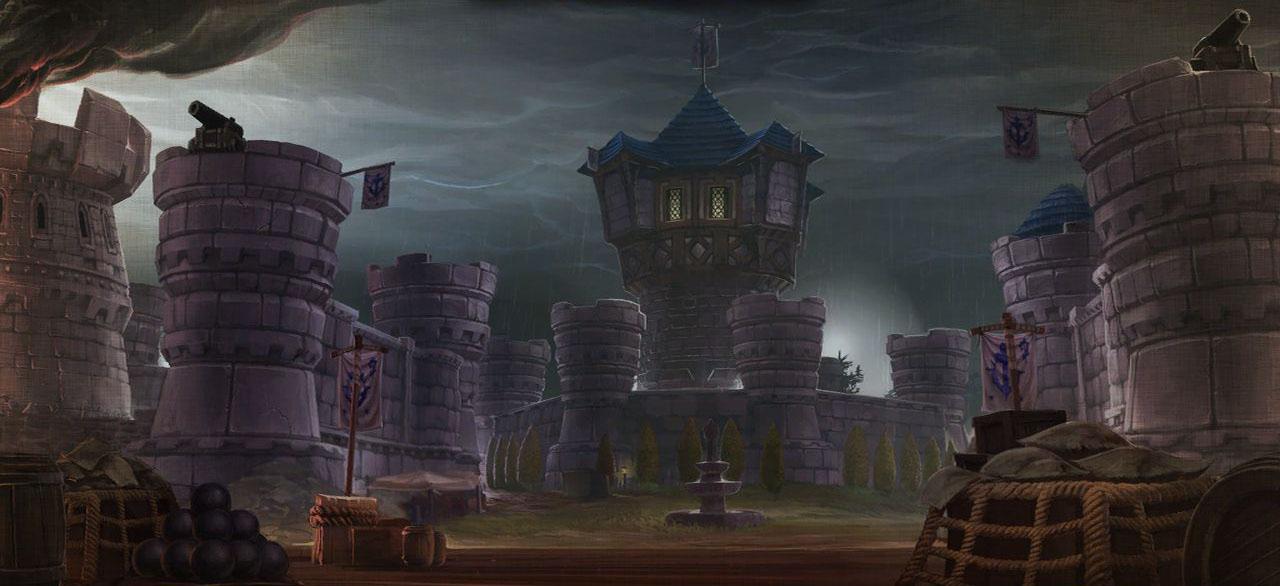 World of Warcraft: Блог им. Carduus: Полные страданий Пустоши