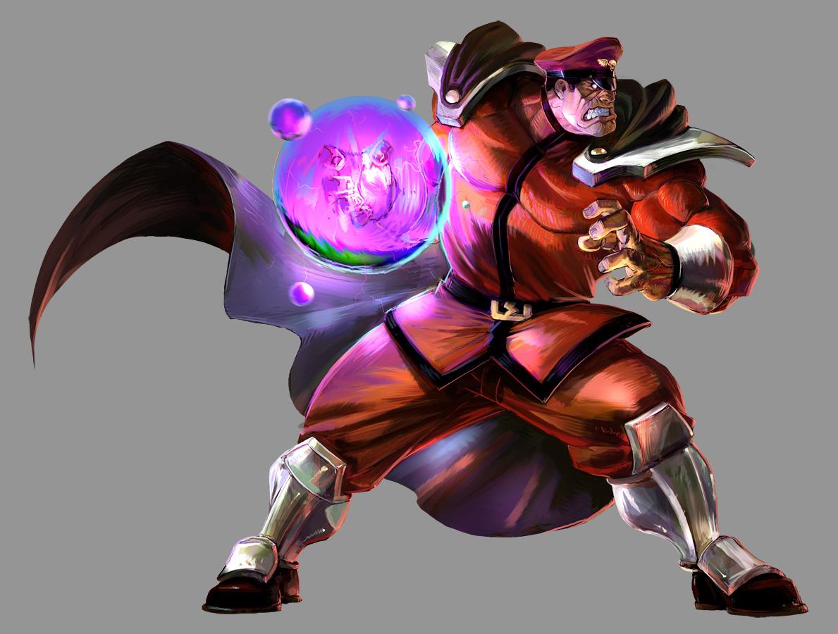 M Bison  Capcom Database  FANDOM powered by Wikia