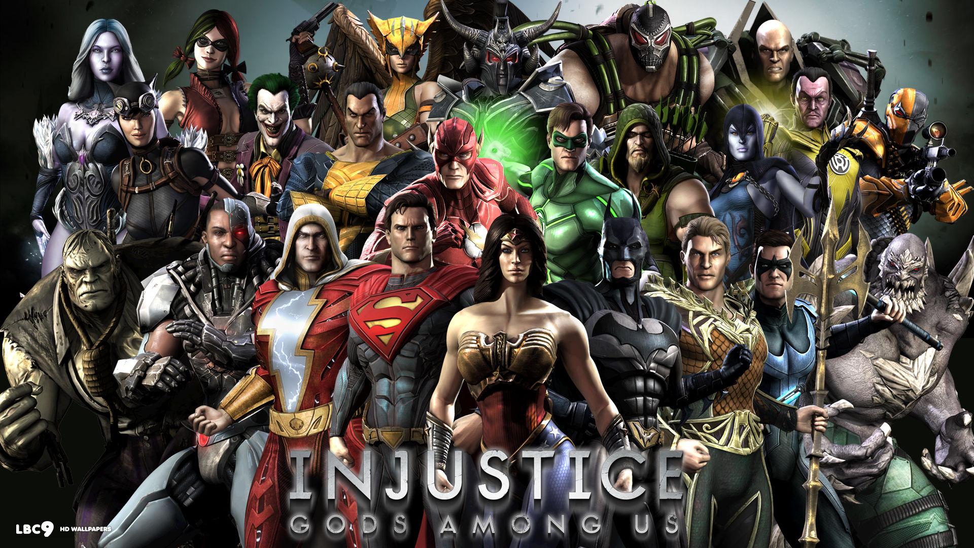 injustice.gods among us.ultimate edition патч