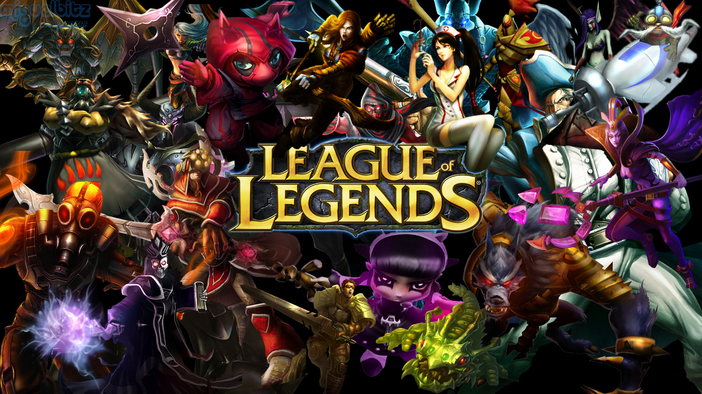 League Of Legends Logo 2015