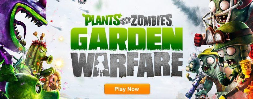 Plants Vs. Zombies: Garden Warfare Gameplay Trailer | Broken ...