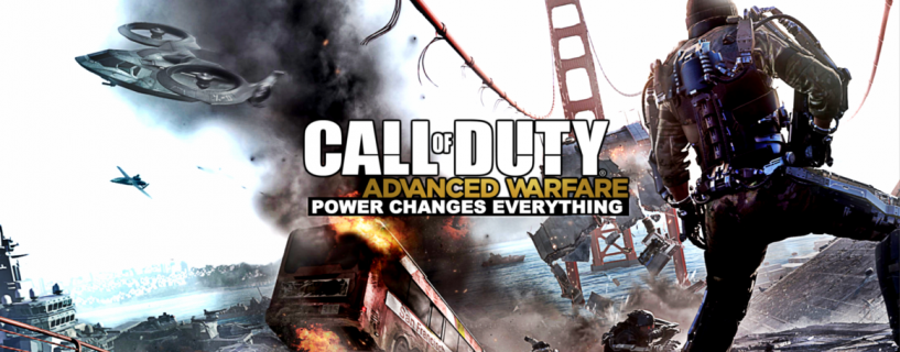 Final Call of Duty: Advanced Warfare Map Pack Out Sept 3rd | Broken on