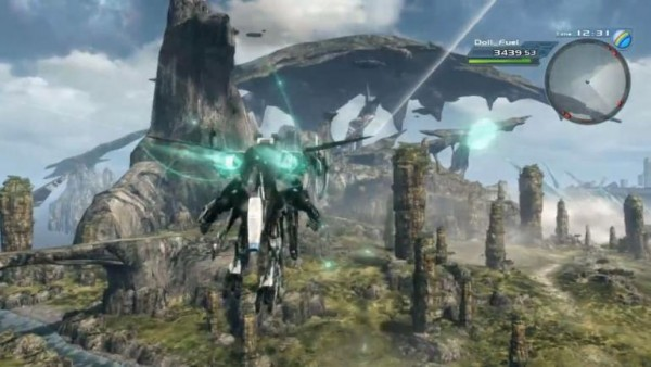 Although released late in the year, Nintendo's Xenoblade Chronicles X provides one of the most immersive RPG experiences this generation.