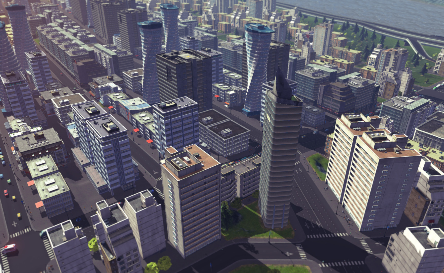 Mod Support Available In Xbox Box One Version Of Cities Skylines