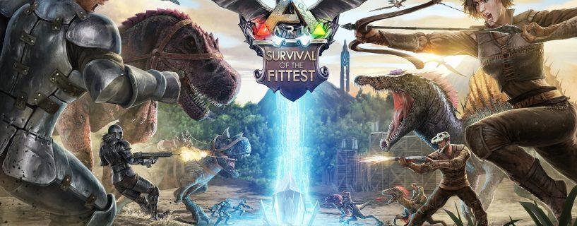 Disputed Call Dominates ARK: Survival Evolved Tournament Finals | Broken  Joysticks