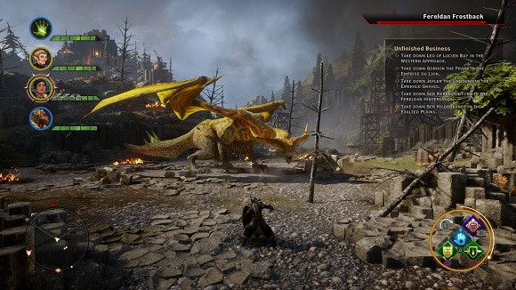 Dragon Age Bioware Video Games Rpg Fantasy Art: Dragon Age: Inquisition Game Of The Year Edition