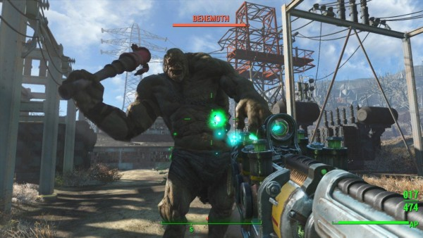 Fallout 4 Behemoth