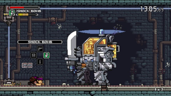 Mercenary Kings is one of the games we tested with the steam controller.