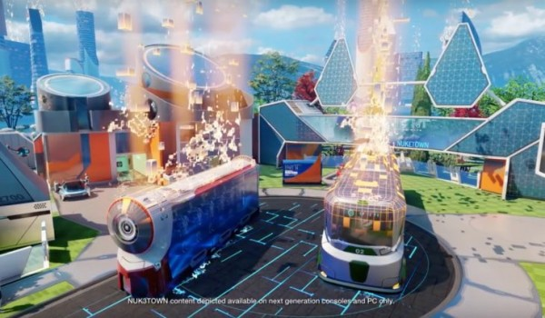 Nuketown in all it's simulated glory!