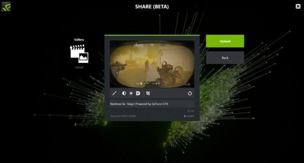 Nvida streaming