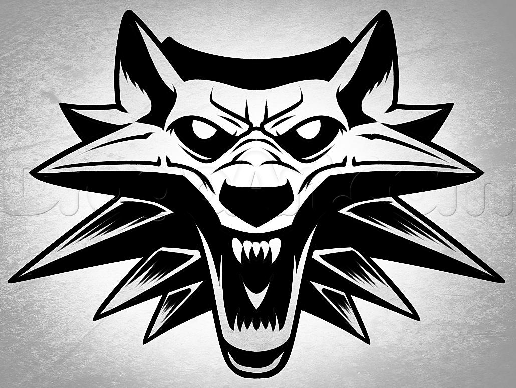 волк лого фото