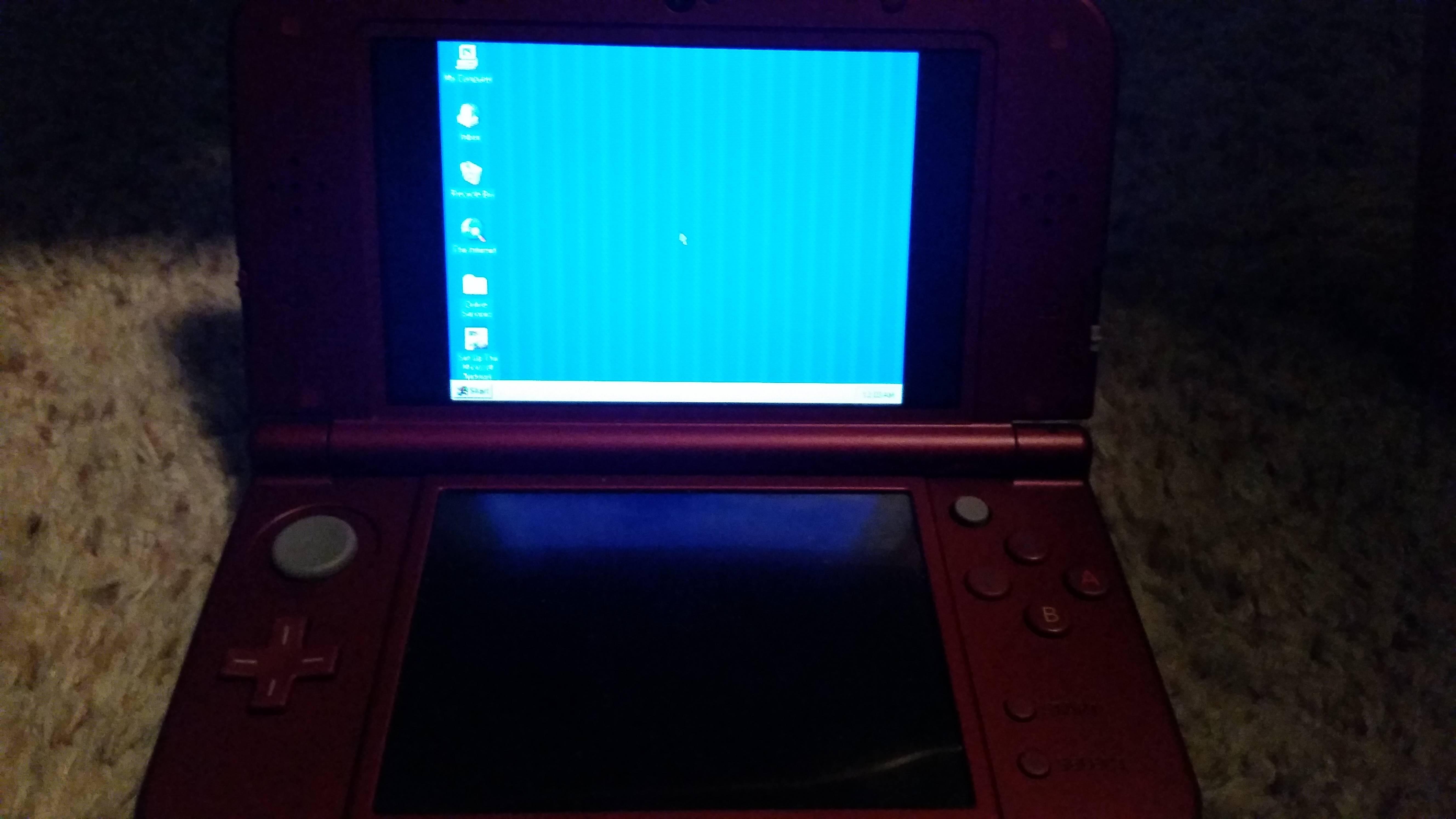 Nintendo 3DS Windows