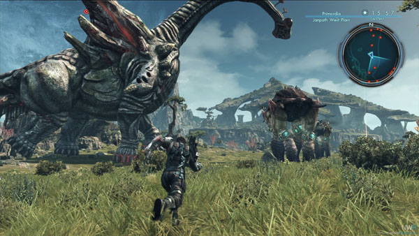 Xenoblade Chronicles X First Impressions