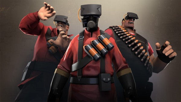 Team Fortress 2 VR