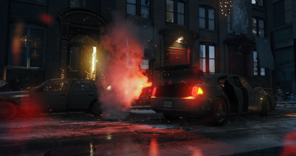 CAR_ON_fIRE_dIVISION