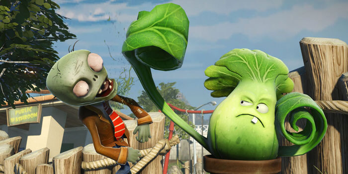 Plants vs zombies garden warfare 2 review broken - Plants vs zombies garden warfare 2 review ...