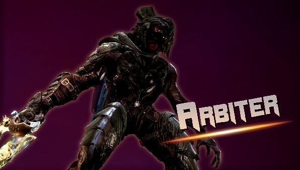 Arbiter Killer Instinct