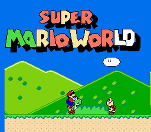 Super Mario World Famicom