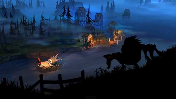 flame and the flood