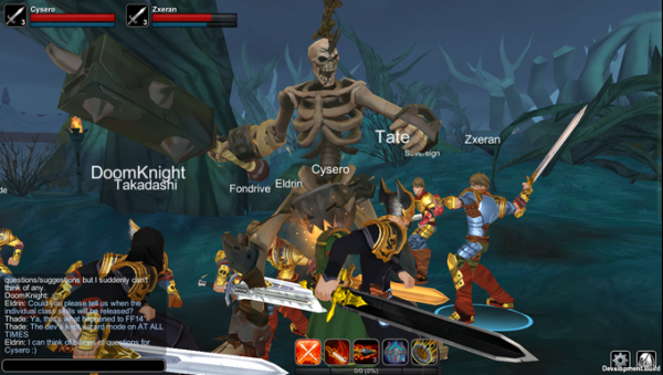 Hands On With Adventure Quest 3D & A Chat With Artix | Broken