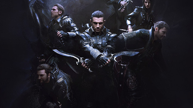 Kingsglaive Final Fantasy Xv Hd Movies 4k Wallpapers: Sony And Square Enix Unveil New Final Fantasy Movie