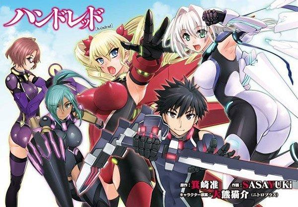 Anime week one reviews | Broken JoysticksBroken Joysticks