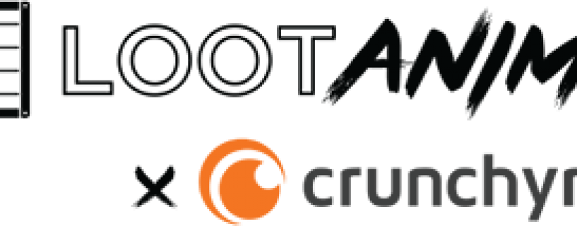 Loot Crate Anime Re Branded As X Crunchyroll