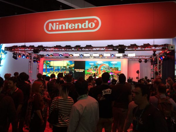 Nintendo's E3 Treehouse Livestream Was Just Outside the Live Experience Booth
