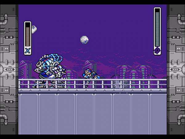 Rockman X3 Gameplay