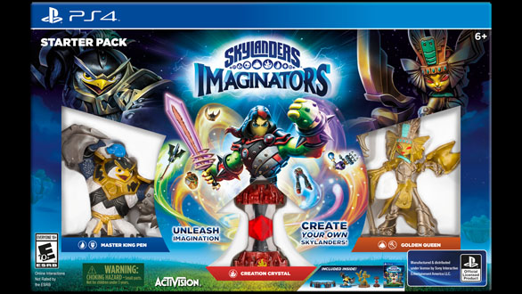 Skylanders Imaginators Box