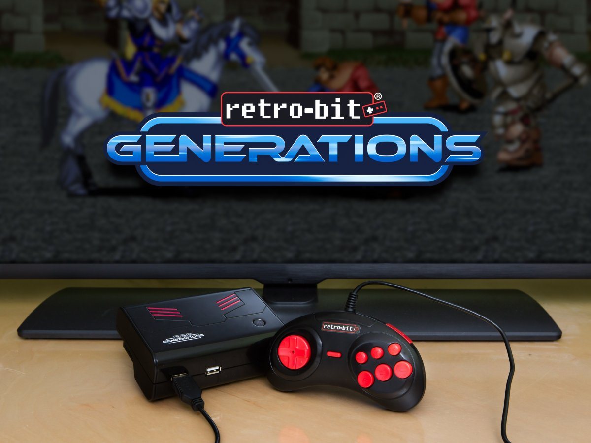 RetroBit Generations