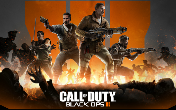 Black Ops 3 Salvation Poster