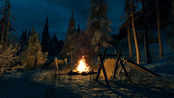 Savage Lands Campfire