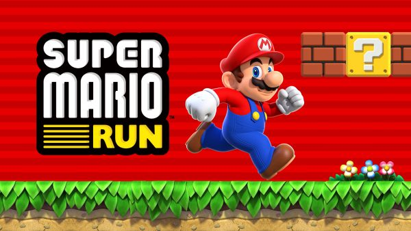 Nintendo's Super Mario Run