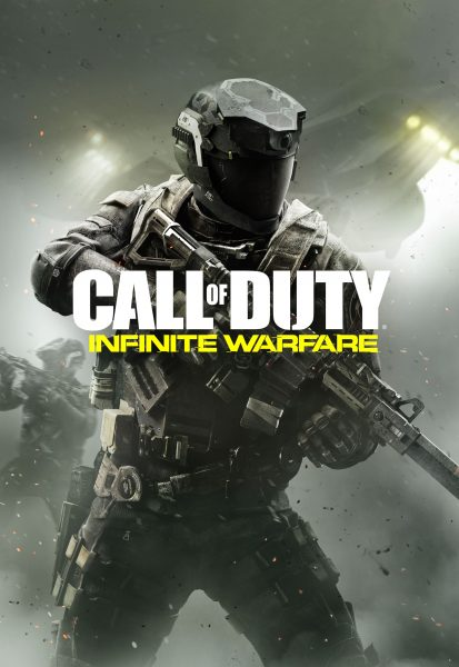 Call of Dty Infinite Warfare Key Art