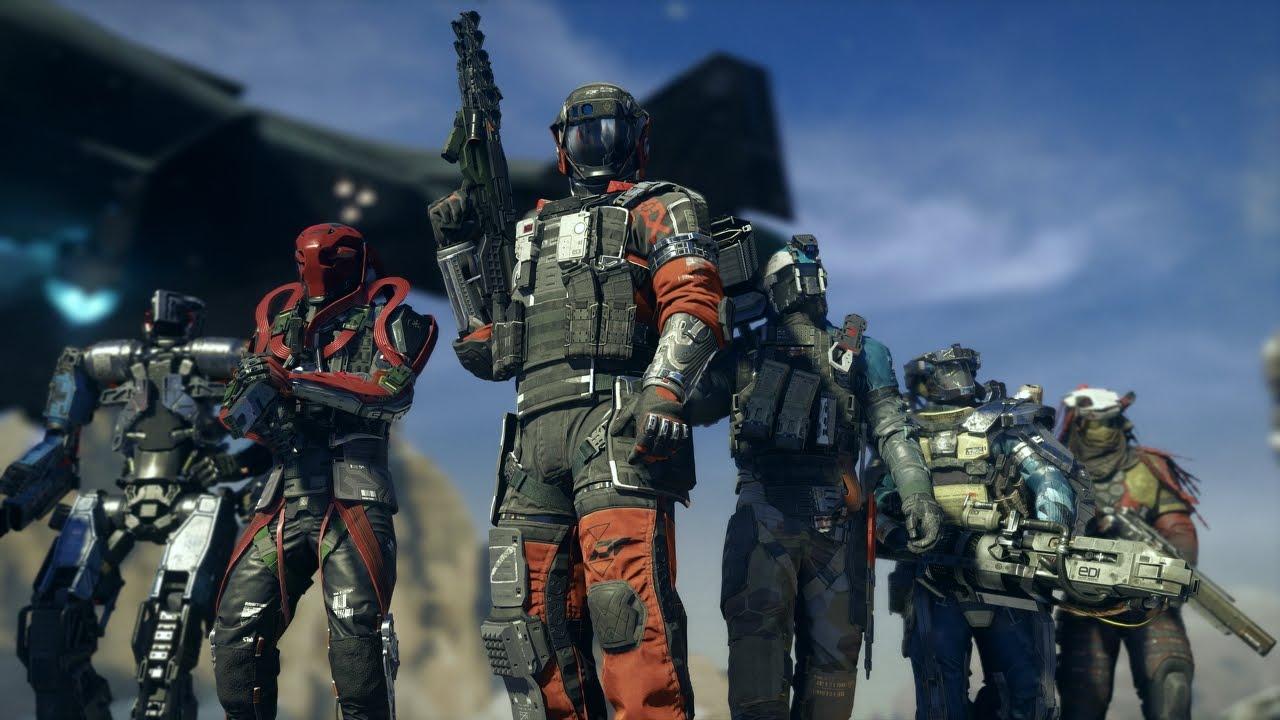 Download Game Call of Duty: Infinite Warfare PC