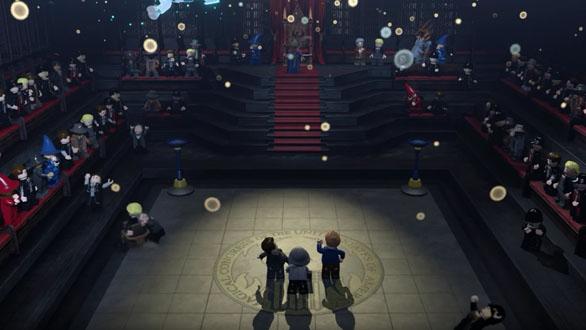Lego Fantastic Beasts Trailer