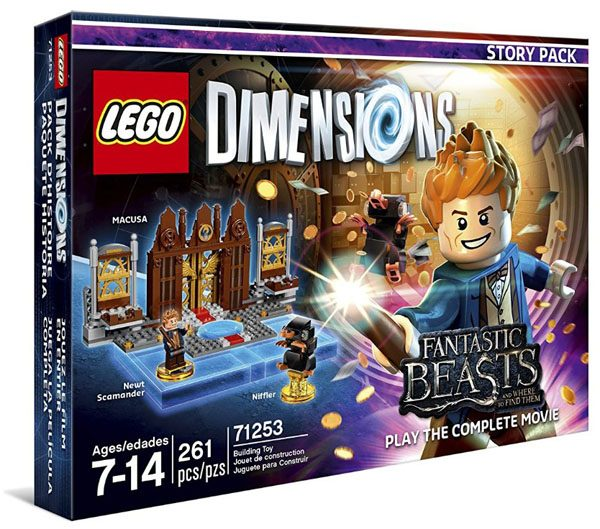 Lego Fantastic Beasts Story Pack